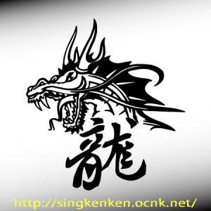 画像1: ドラゴン H