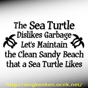 画像1: HONU 海亀 メッセージ