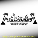 CORAL REEF パームツリー M