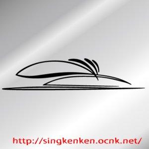 画像1: LINE&Scroll