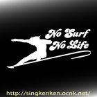 他の画像1: No Surf No Life サーフ