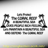CORAL REEF パームツリー
