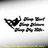 メッセージ Keep surf